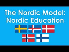 The Nordic Model: Introduction & Nordic Education | Trade School, Free College Tution, and More - YouTube Left Wing, Economics, Health Care, Education, School, Youtube, Model, Income Tax, College