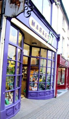 Westport, Ireland - Had the prettiest shops in town Also.surfing, fishing, spa, Burrishoole Abbey and Rockfleet Castle. Just in case we need a respite. Westport Ireland, County Mayo Ireland, Irish Roots, England And Scotland, Shop Fronts, Shop Around, Emerald Isle, Shops, Ireland Travel