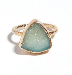 druzy ring - Google Search