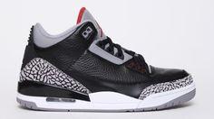 Air Jordan III - Black