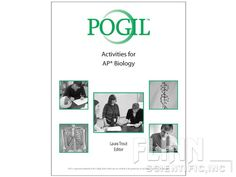 POGIL Activities for AP* Biology, Book + CD
