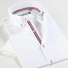 Gents Kurta Design, Boys Kurta Design, Camisa Slim, Mens Designer Shirts, Formal Shirts For Men, New Mens Fashion, Mens Clothing Styles, Men Dress, Ideias Fashion