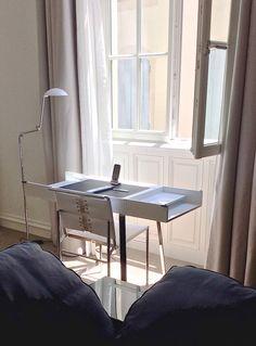 office nook | hotel de tourrel - provence