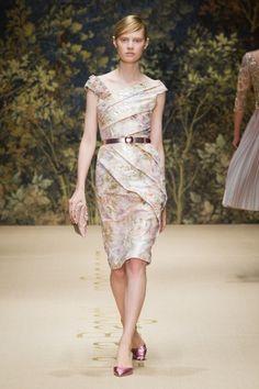 Sfilata Laura Biagiotti Milano - Collezioni Primavera Estate 2014 - Vogue