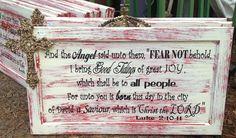 Scripture Plaque with Cross Signsfordesign.com