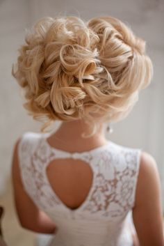 Stunning Wedding Hairstyle @Oohlala_events #Oohlalaevents #Oohlalaeventsanddesign