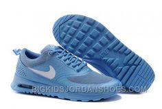 http://www.bigkidsjordanshoes.com/nike-air-max-thea-womens-blue-white-xmas-deals-brhp6.html NIKE AIR MAX THEA WOMENS BLUE WHITE XMAS DEALS BRHP6 Only $79.00 , Free Shipping!