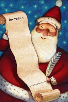 Arrière-petite-fille Noël Carte de vœux de Noël scène graphique enveloppe Ours