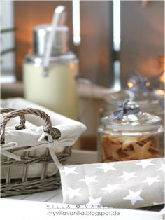 Villa ✪ Vanilla ~snack table