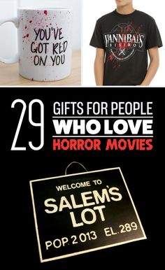 23 Horror Gifts For Murdering Your Holiday Shopping List