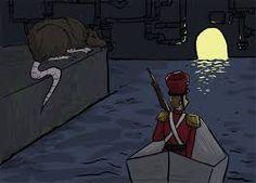The steadfast tin soldier / El soldadito de plomo