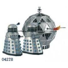 Dr. Who - Action Figure - The Chase Collectors Set   Captain Hook Merchandise
