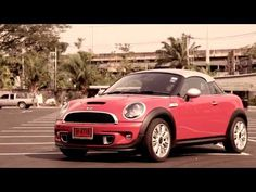 MINI Cooper S Coupe - Thailand