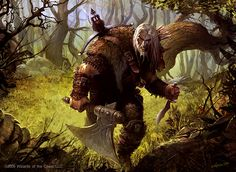Kazandu Hunter by ~velinov on deviantART