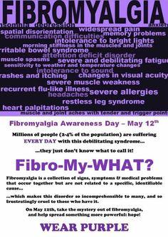 Fibromyalgia day