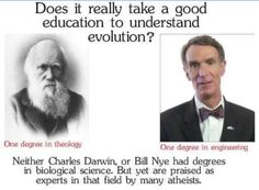 What author of pro-creation science books has a degree in some relevant science discipline?