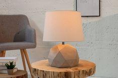 Stolná lampa Diamond / béžová