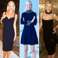 Loving Dresses in black. So Beautiful, elegant and chic! Rene Caovilla, Laura Biagiotti, Gentleman, Trends, Elegant, Chic, Beautiful, Black, Dresses