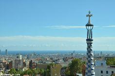 La maleta de Carla: Guía para pasar un fin de semana en Barcelona (I)