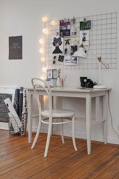 Home Shabby Home | Arredamento, interior, craft: [2015 interior trend] Wire