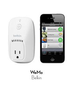 WeMo - Belkin - El Palacio de Hierro
