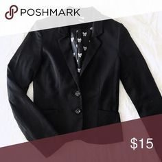H&M Slim Fit Blazer Great for petites. Minimal signs of wear. H&M Jackets & Coats Blazers