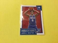 2015-16 PANINI NBA HOOPS (BKB) Jahlil Okafor ROOKIE/RC BASE CARD #280 PHIL 76ERS #Philadelphia76ers