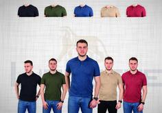 Polo Yaka Jakar T-Shirt Polo, T Shirt, Polos, Tee, Tee Shirt
