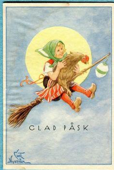 Swedish Nystrom postcard | eBay