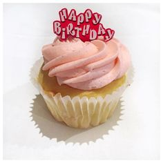 There's a good chance that it's someones birthday, somewhere...today.  Have a cupcake to celebrate!  Better still organise a box of cupcakes to be sent to them!