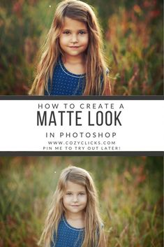 3 Quick Ways To Create A Matte Look In Your Photos Using Photoshop