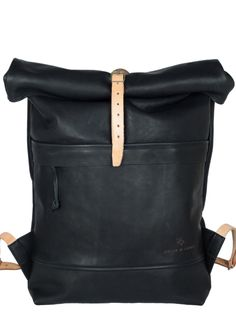Leather bag from atelier delarmee