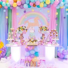 "334 Me gusta, 7 comentarios - Opulent Treasures (@opulenttreasures) en Instagram: ""Magical!! ✨ ✨from @keventdecor on @catchmyparty …Vendor's credits.. ✦All Desserts ~…"""