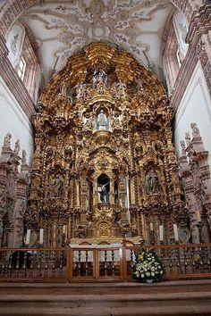 Templo de la Valencian, Guanajuato Mexico