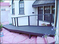 Wheelchair Ramp Safety and ADA Accessibility Guidelines
