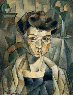 Jean Metzinger (1883-1956) was een Franse kunstschilder die aanvankelijk in de stijl van het neo-impressionisme werkte maar na zijn ontmoeting met Pablo Picasso en Georges Braque in 1907 zich vanaf 1908 aansloot bij het kubisme.