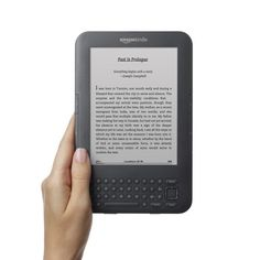 "Kindle Keyboard 3G, Free 3G + Wi-Fi, 6"" E Ink Display - includes Special Offers & Sponsored Screensavers.    Buy New: $139.00  Deal by: eReaderShoppers.com"