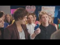 One Direction - Pepsi Comercial Love this commercial!