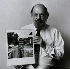 Allen Ginsberg, William S. Burroughs