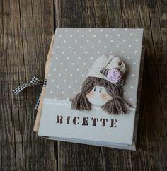 Ricettario Annie in stile country chic