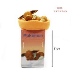 Genuine Pokemon Starry Dream Series Pikachu Jirachi Eevee Komala Snorlax - D