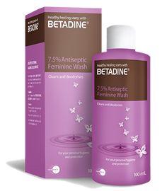 BETADINE Medicated Feminine Wash Feminine Wash, Feminine Hygiene, Lactating Mother, Fungal Infection, Personal Hygiene, Active Ingredient, Body Wash, Diy Beauty, Betadine