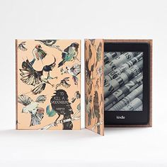 KleverCase Book Cover Case Range for Amazon Kindle Voyage...