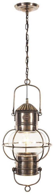 Globe Lantern Electric Lamp Hanging Ceiling Lamp Nautical Lighting 270