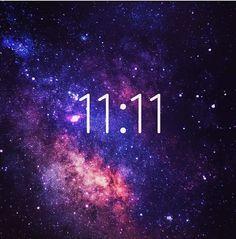 """Me """"It's 11:11 make a wish"""""""