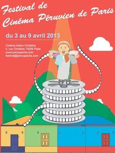 Festival du cinéma péruvien au cinéma Action Christine à Paris du 3 au 9 avril 2013