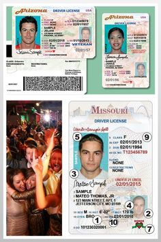 Drivers License Pictures, Fake Identity, Real Id, Telling Lies, Keep Talking, Really Sorry, Arizona Usa, People Online, Have You Ever