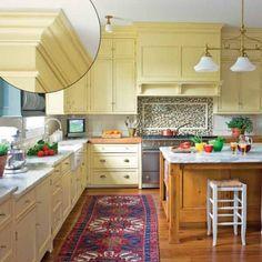 39 crown molding design ideas - Kitchen Molding Ideas