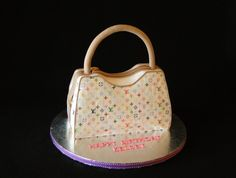 Louis Vuitton Bag by CakesbyElisa