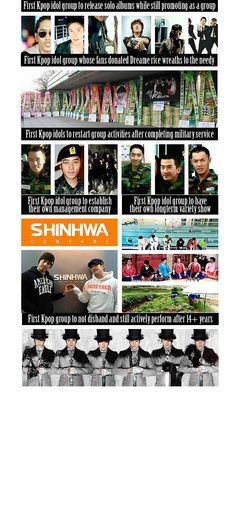 Shinhwa jjang~! I've never heard their songs, but if you have any suggestions, I'd love to look them up!